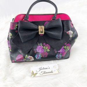 Betsey Johnson Bow Shoulder Bag